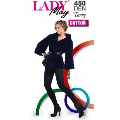 Колготки женские Lady May Terry 450 den