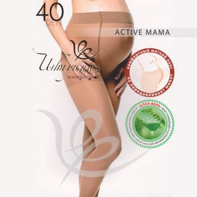 Колготки женские Active Mama 40 den