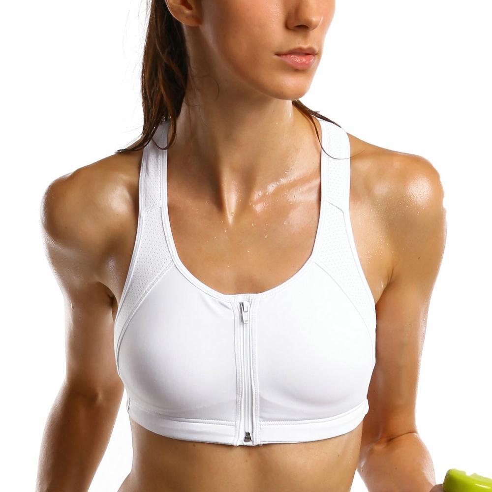 Спортивный бюстгальтер для уменьшения груди фото