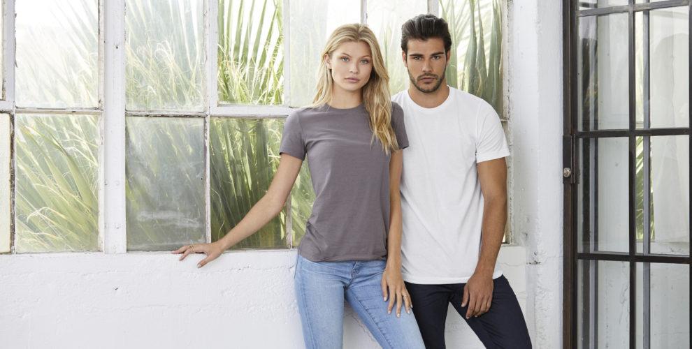 Как выбрать мужскую и женскую футболку фото