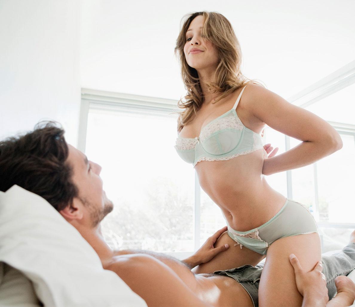 Почему мужчинам нравится нижнее белье фото