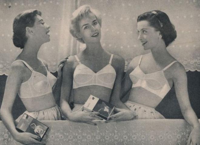 Раннее появление бюстгальтера в современном виде фото