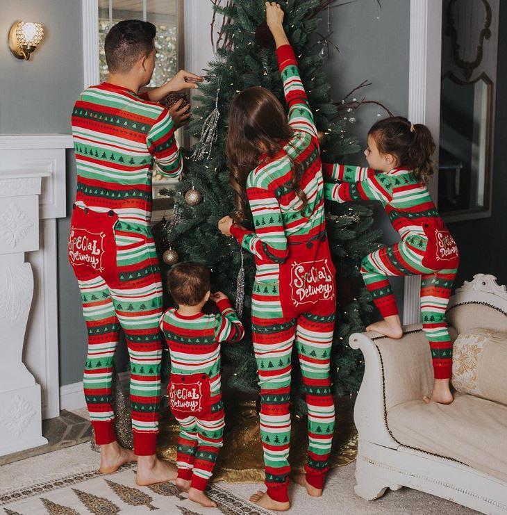 Пижама в качестве подарка на Новый Год фото