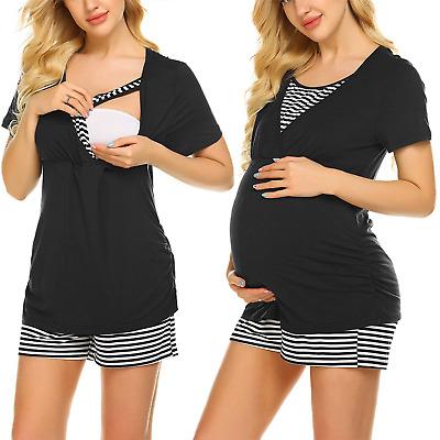 Пижама в роддом для кормления грудью фото